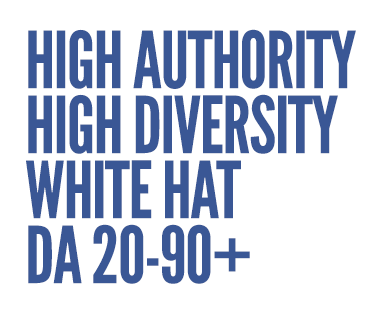 Press Releases get posted on High Authority Sites which gives you awesome link diversity, 100% white hat links