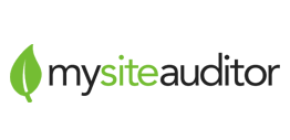 My Site Auditor Discount