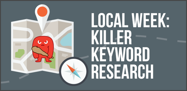 How to find great keywords for local seo