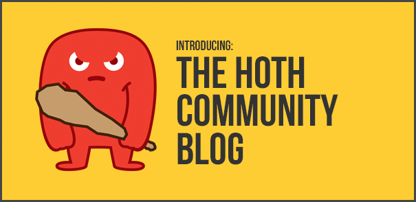 the hoth community blog