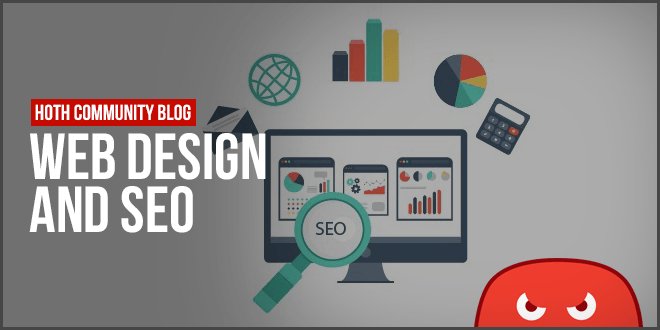 5 Important Considerations For Web Design And SEO