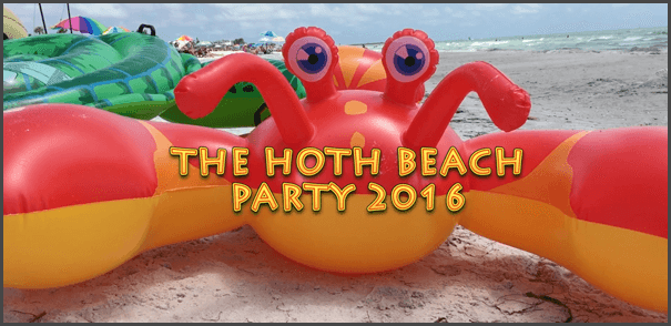 HOTH Beach Party