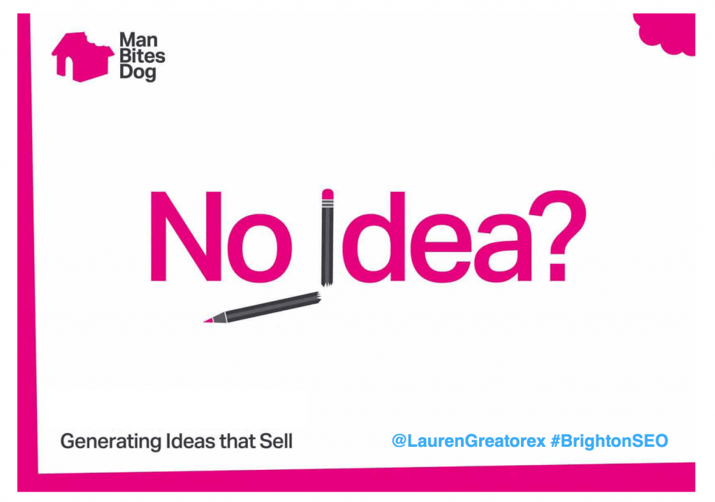 How to create B2B marketing campaign ideas that sell.