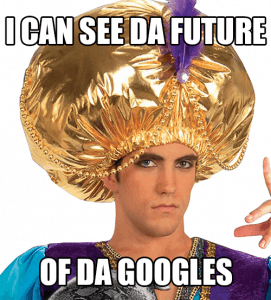 Google Update Fortune Teller