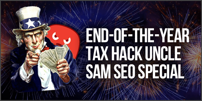 december 2016 seo special deal tax savings