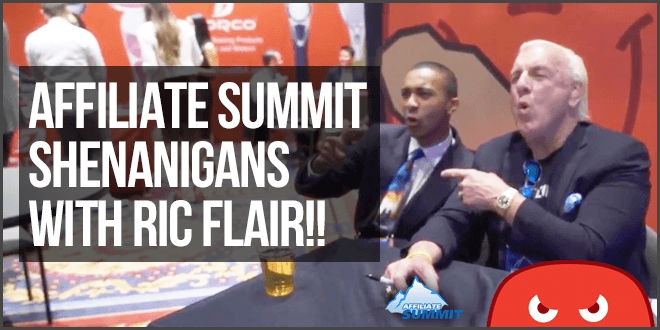 ric flair affiliate summit