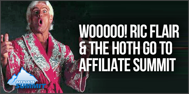 ric flair nature boy and the hoth go to affiliate summit west 2017