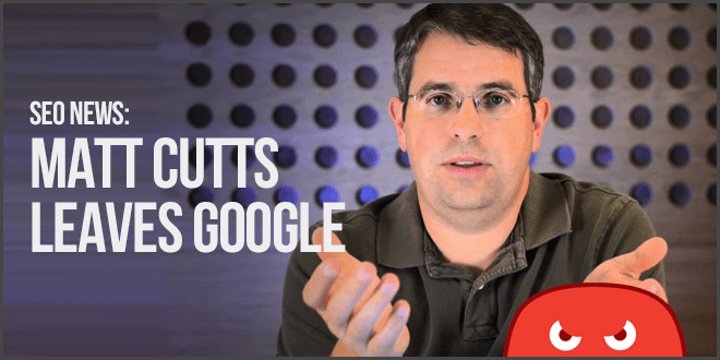 matt cutts leaves google