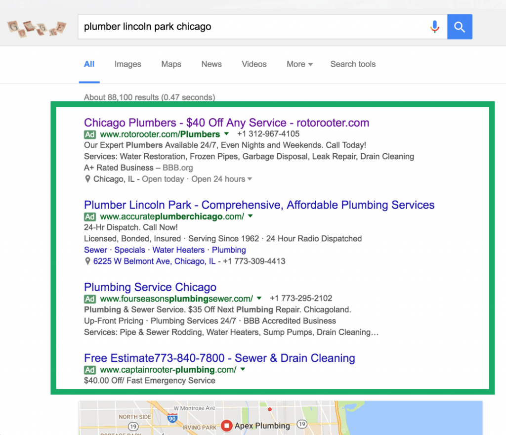 Google Local SEO Ads