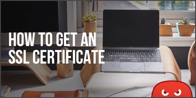 How to get an ssl certificate