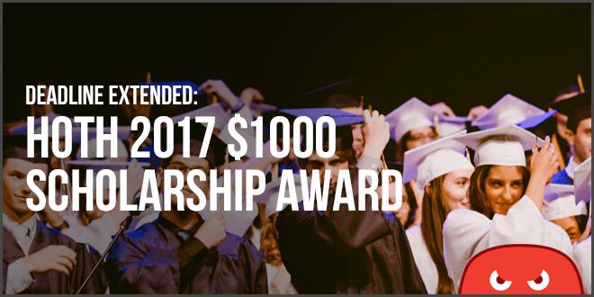 hoth scholarship