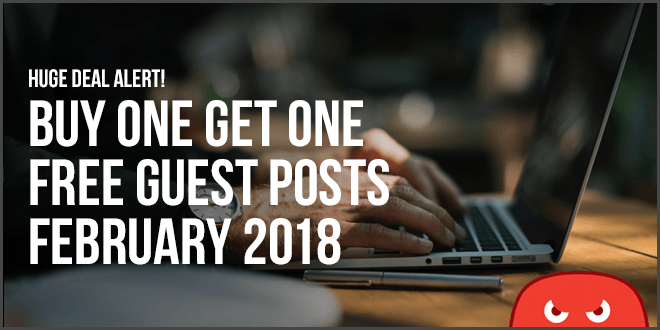guest post deal