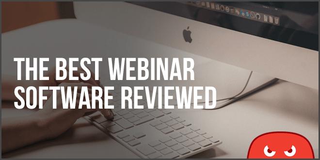 the best webinar software platforms reviewed