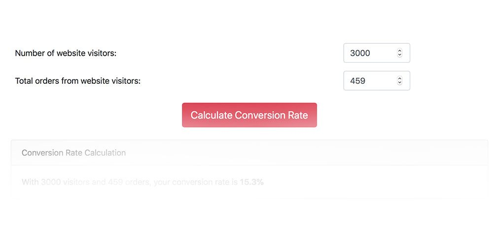Image showing the hoth's conversion rate calculator