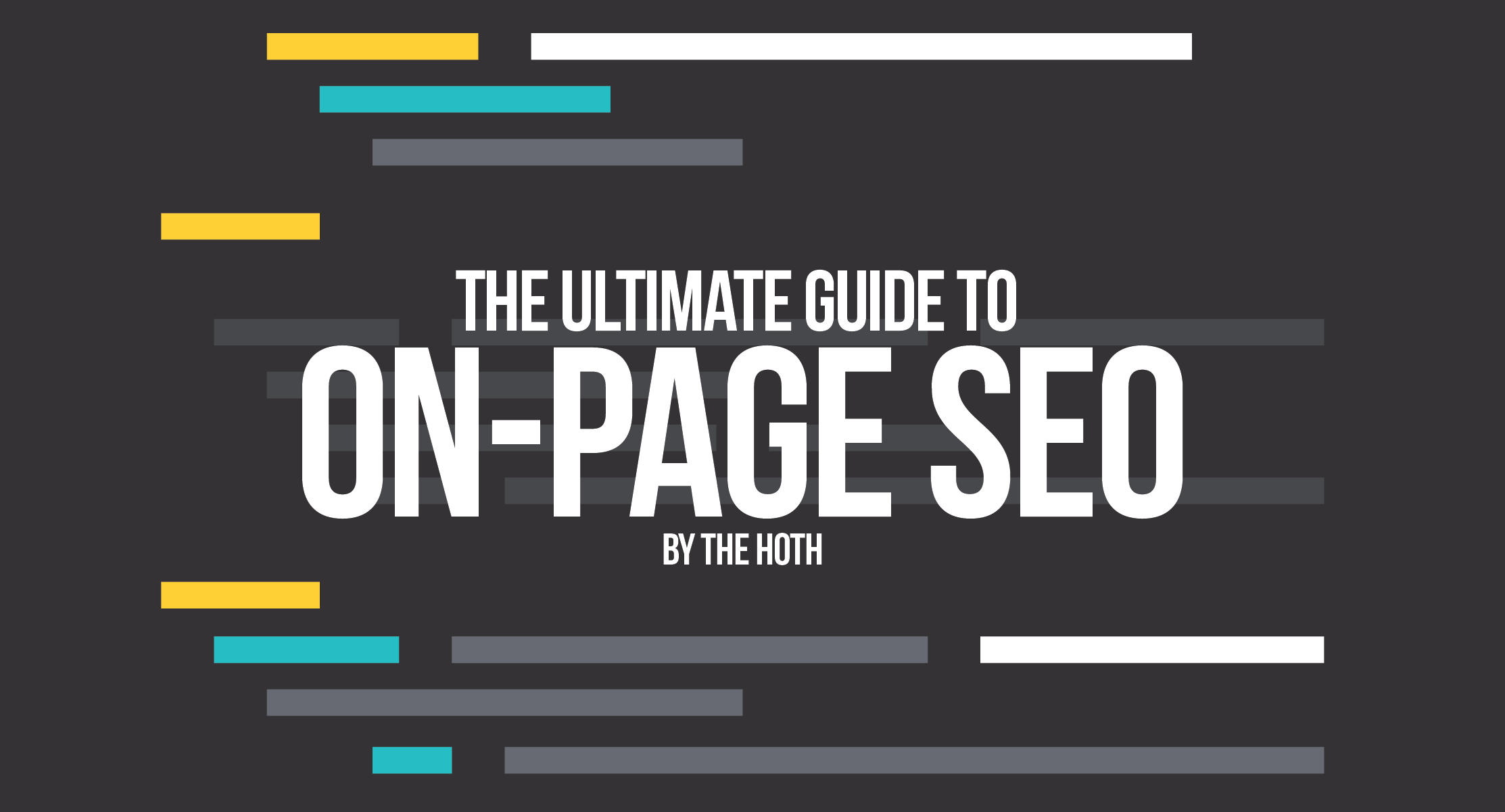 guide to on page search engine optimization