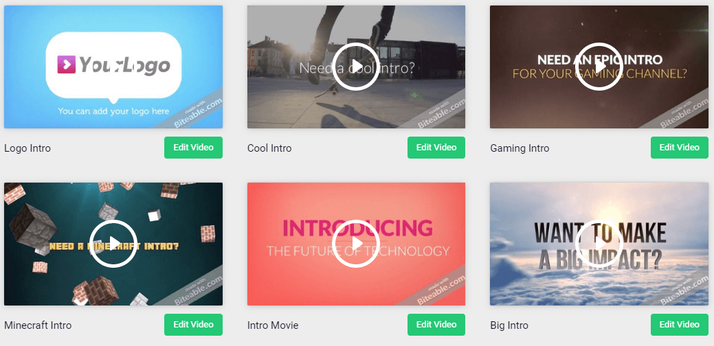 The Best Video Intro Maker Tools For Youtube The Hoth