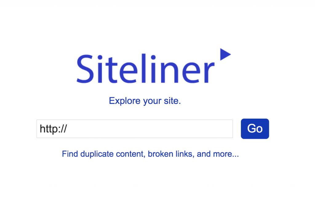 siteliner tool