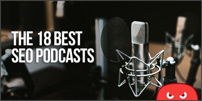 SEO podcast list