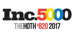 Inc. 5000 - 2017