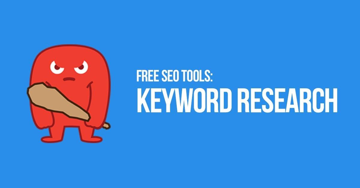 Free Google Keyword Planner Alternative