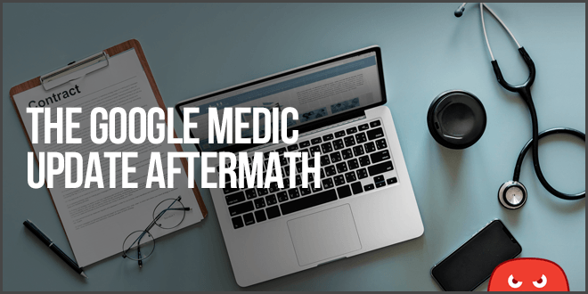 google medic update aftermath
