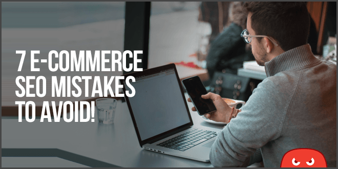 e commerce product description SEO mistakes