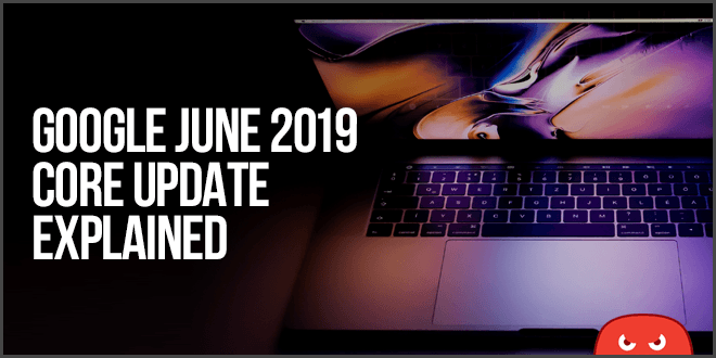 google june 2019 core update