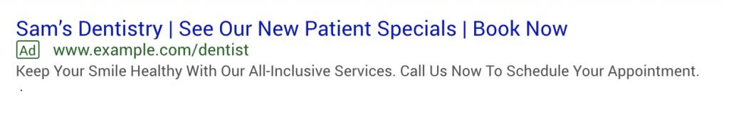 generic ppc ad