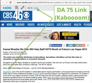 cbs press release example 300x272 1